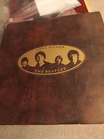 BEATLES - Lp duplo - Love Songs - 1977