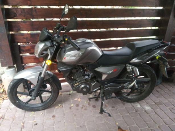 Keeway RKS 125 rocznik 2012