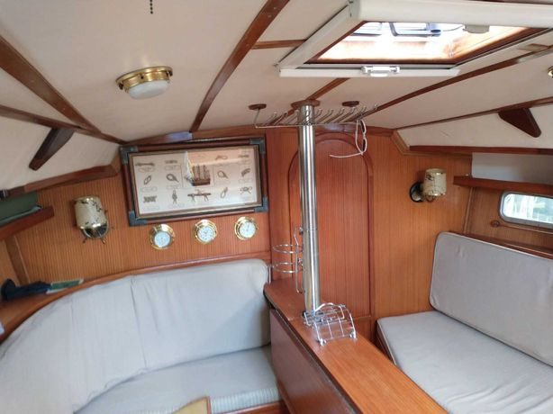 Sprzedam jacht żaglowy Pegaz 969