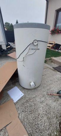 Bojler biawar 150 L z grzałką elektryczną