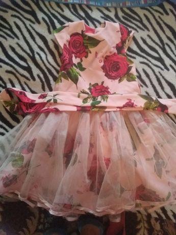 Плаття для дівчинки 2-3рочки