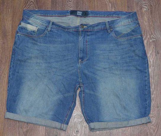 Фирменные джинсовые шорты Union Blues (4XL) Батал