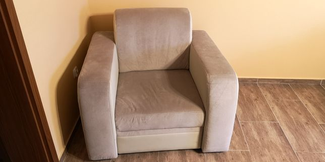 2 Fotele Agata Meble jak NOWE!