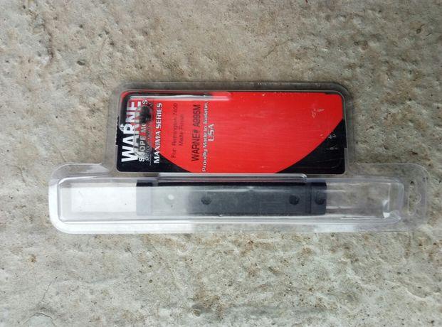 Планка Вівeра Warne для Рeмінгтон 750, 7400