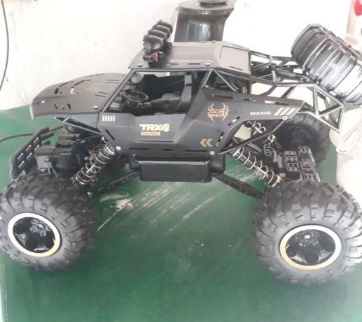 Sinovan metal Samochodzi zdalnie sterowany 38 cm RC Drift monster
