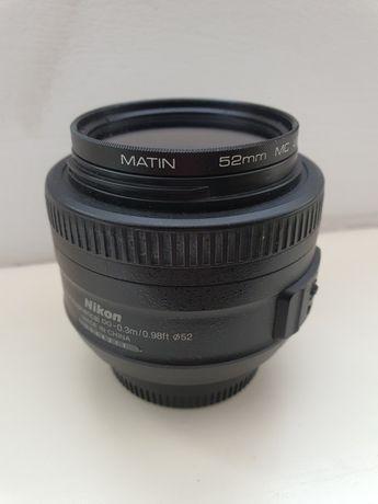 Nikon AF-S DX Nikkor 35mm f/1,8G