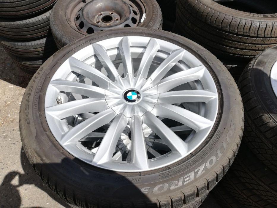 Felgi + czujniki 19 5x112 IS25 Et25 BMW Seria 5, 6, 7, 8 ,G Oryginał