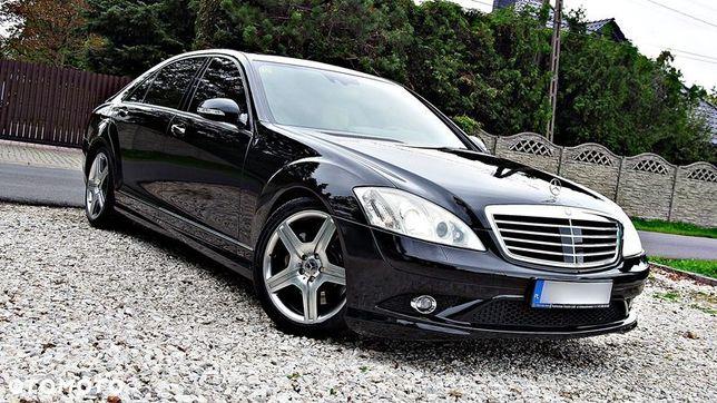 Mercedes-Benz Klasa S jedyna TAKA w Polsce ROCZNA gwarancja GAZ POLSKI SALON