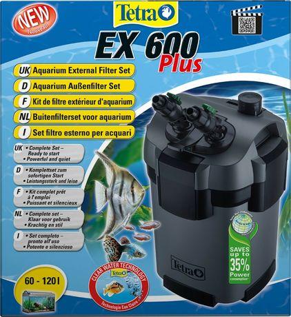Внешний фильтр Tetratec EX 600 Plus