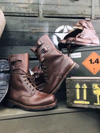 Opinacze LWP/opinacze wojskowe/buty opinacze brązowe/opinacze oryginał