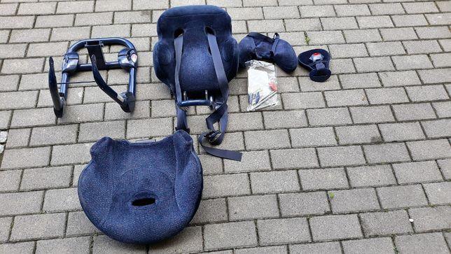 Dziecięcy fotelik samochodowy Deltim 9-36 kg