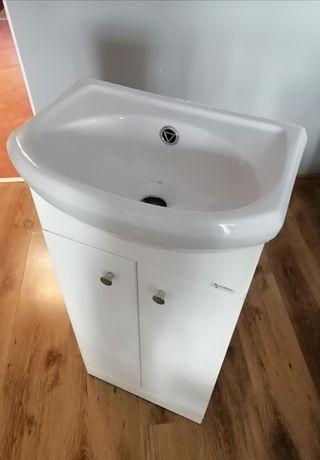 Szafka z umywalką 40