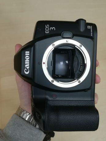 Canon eos 3  (плёночный)