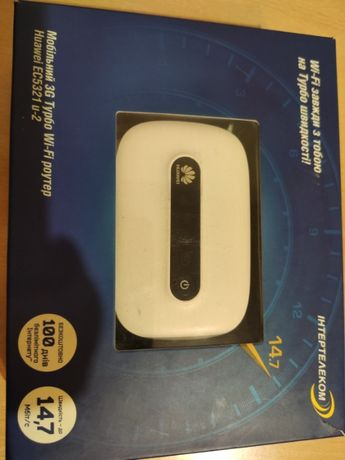 Модем 3g / WiFi роутер Huawei EC5321 u-2
