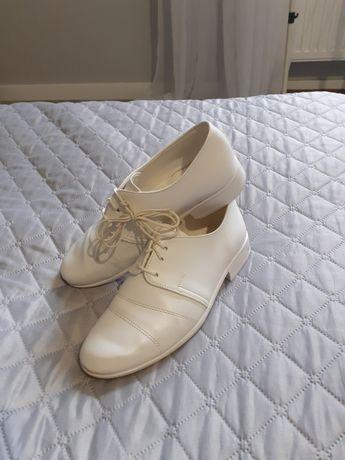 Buty komunia dla chłopca