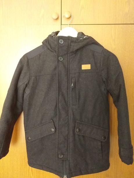 Продам кашемированное пальто(куртка) next на мальчика вхорошем состоян
