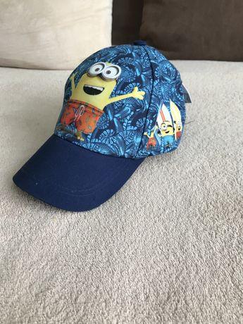 Брендовая кепка minions
