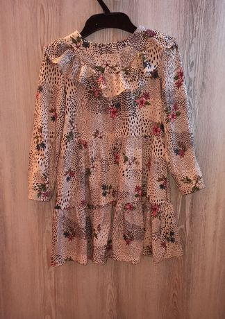 Zara, платтячко для дівчинки