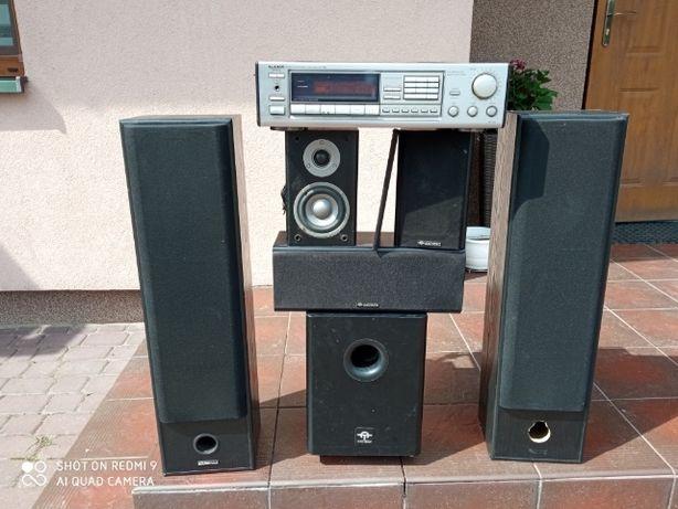 Sprzęt audio wieża