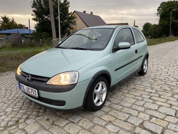 Opel Corsa C 1.2 benzyna 149 tys. km! Klima Sprawna Z Niemiec !