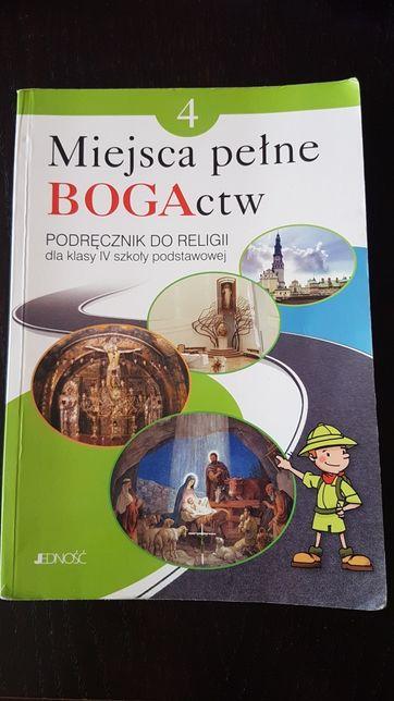 Miejsca pełne Bogactw podręcznik ćwiczenia do religii klasa 4