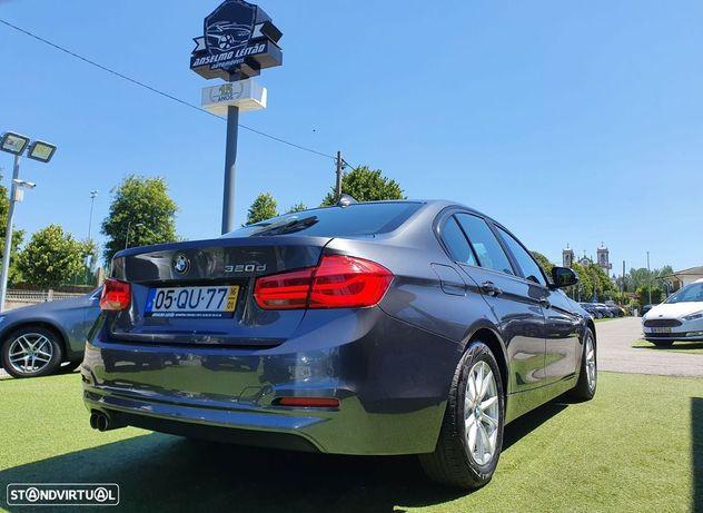 BMW 320 d EfficientDynamics Auto