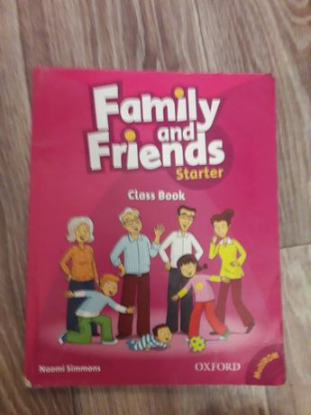 Fameli and frends class Book starter