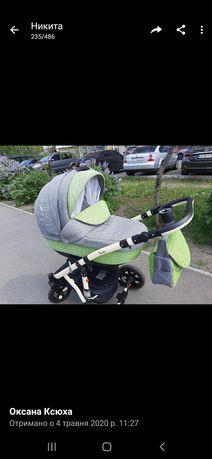 Коляска детская Bebe Mobile Toscana 2в1