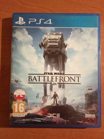 Star Wars: Battlefront PS4 - JAK NOWA