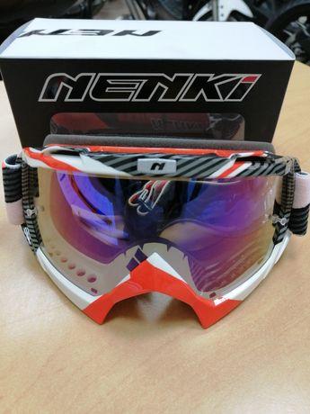 Очки кроссовые  NENKI NK-1019