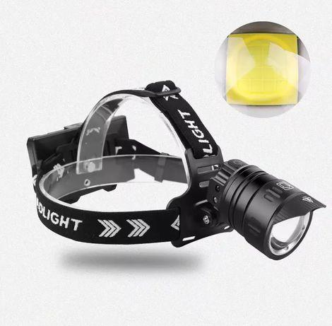 Налобний фонар XHP 160 це прожектор на голові