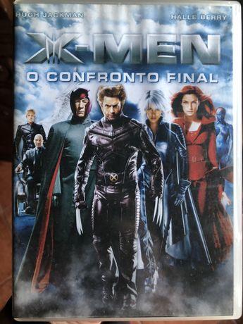 Dois filmes X-Men