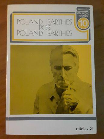 Roland Barthes / Lorenz: A Agressão. Uma história natural do mal