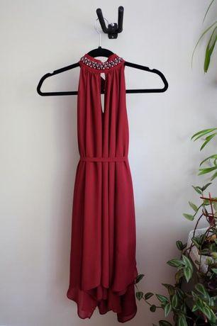Великолепное шифоновое платье Boohoo