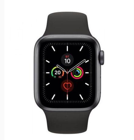 Apple watch series 5 40mm Space Gray Aluminium Case MWV82LL/A
