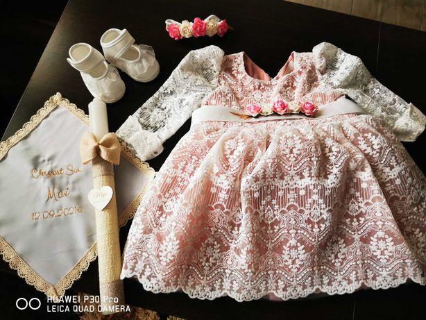Sukienka na chrzest/wesele Bella 86