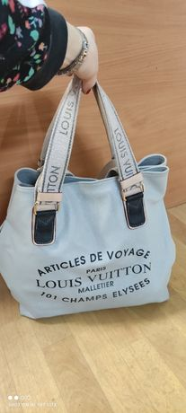 Torba Louis Vuitton torba brokatowa