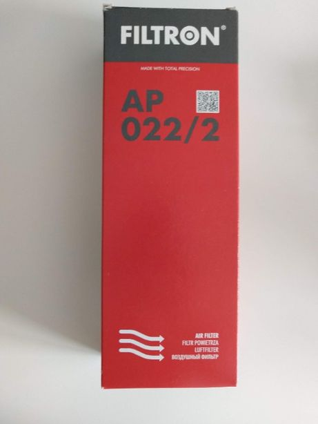 Filtr powietrza grande punto Filtron AP022/2