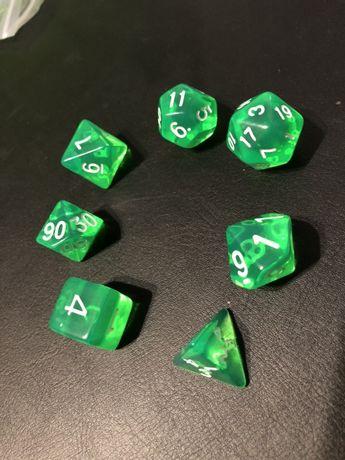 Kości rpg kolory planszówki gry rpg gry tableboard RPG smoki talisman