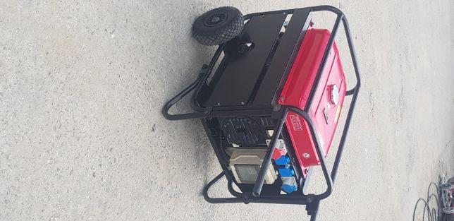 Agregat prądotwórczy generator Honda Gx 390 7KW Jak Nowy Z Norwegi !!