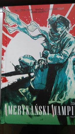 Amerykański Wampir - Scott Snyder, ...