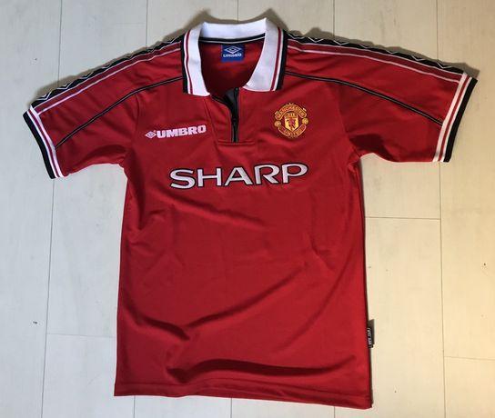 Camisola Manchester United Beckham (1999) Nova
