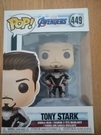 FUNKO POP Avengers Endgame Tony Stark #449