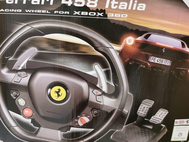 Kierownica Ferrari 458 Italia na Xbox 360