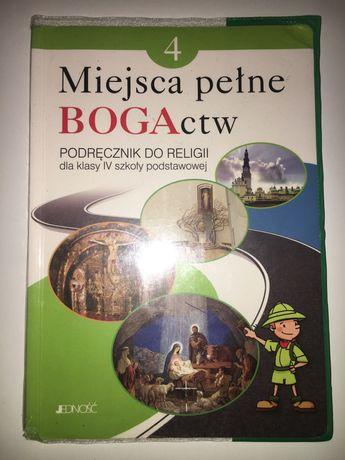 Książka do religi klasa 4