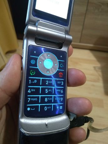 Motorola K1 + nowa słuchawka