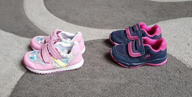 Buty dla dziewczynki r. 22