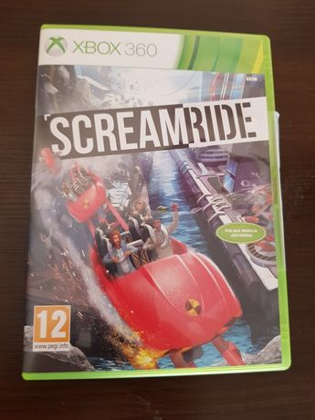 Screamride xbox 360 Pl