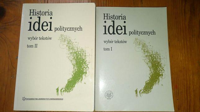 Historia idei politycznych 2 czesci