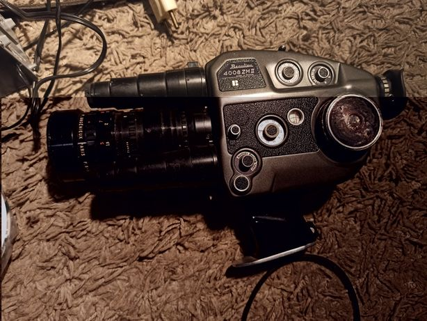 Kamera Beaulieu 4008 ZM II  klasyk